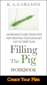 Filling The Pig - Workbook