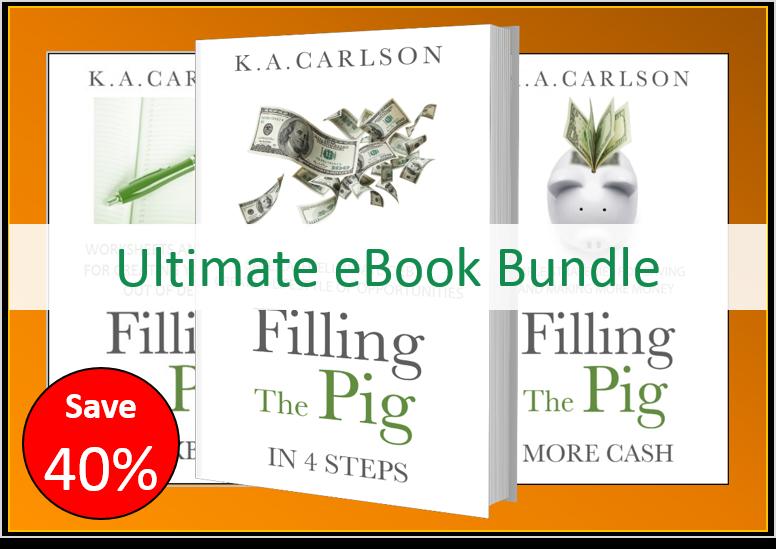 Filling The Pig Ultimate eBook Bundle