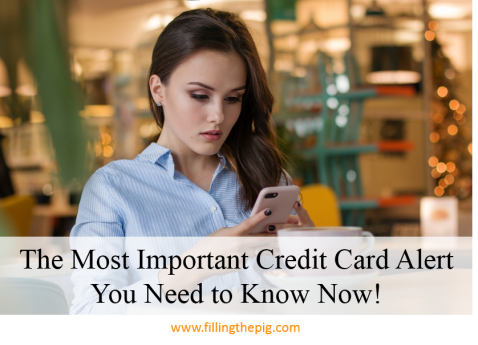 he Most Important Credit Card Alert You Need to Know - Now!