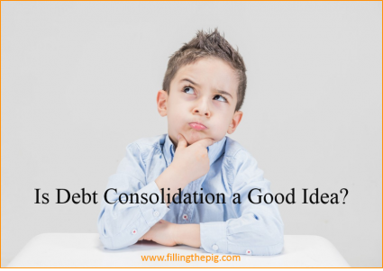 Is Debt Consolidation a Good Idea? For Most Probably Not
