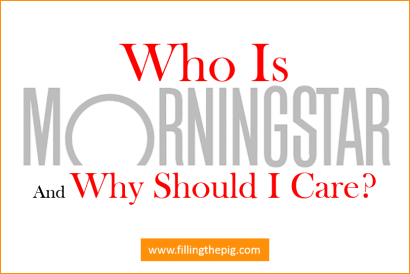 Who is Morningstar and Why Should I Care?