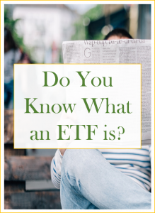 What is an Exchange-Traded Fund (ETF)