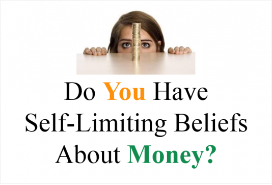 Self-Limiting Beliefs About Money