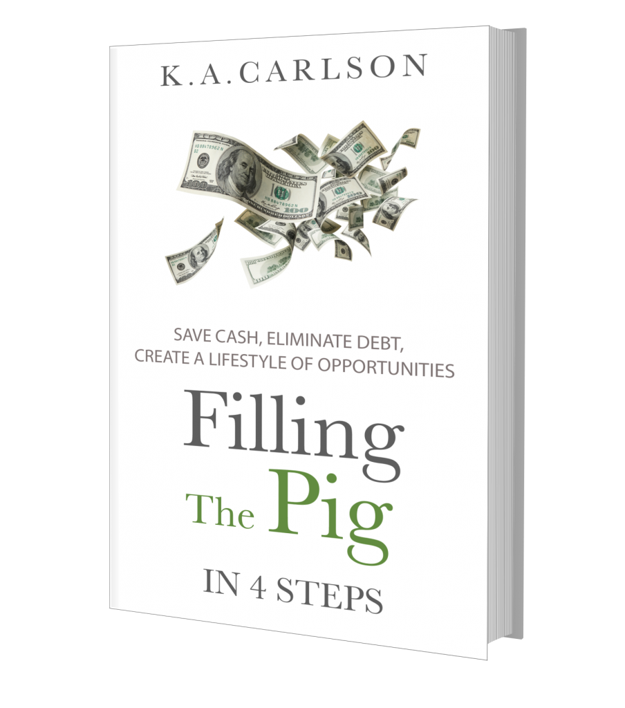 Filling The Pig - In 4 Steps