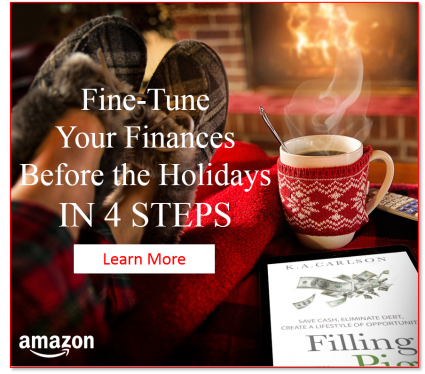 Budgeting for the Holidays and Avoiding Debt Hangover